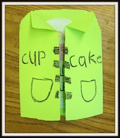 I think this is a great project for compound words.  I think it will most definitely help my first graders!!!