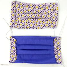 Use promo code PYPMASK4(4for $20) at checkout. One sewn face mask made from cotton fabric and interfacing, ready for use. Priced below materials plus labour cost. Assembledmasks should be laundered either by hand or in a garment bag to preserve the elastic. ***THESE MASKS ARE NOT RATED OR TESTED FOR PERFORMANCE, BUT Mask Shop, Tiny Flowers, Mask Making, Labour Cost, Cotton Fabric, Preserve, Face, Masks, Chow Chow