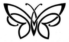 Are you searching celtic butterfly tattoos? We can help you pick your great celtic butterfly tattoo designs. Butterfly celtic tattoos are really attractive, colorful and very distinctive designs. White Butterfly Tattoo, Butterfly Drawing, Butterfly Tattoo Designs, Heart Tattoo Designs, Butterfly Design, Drawing Flowers, Tattoo Flowers, Flower Designs, Butterfly Outline