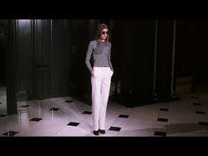 Watch the Huishan Zhang presentation for AW15 at London Fashion Week