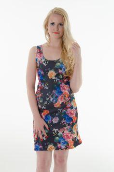 Vestido Floral Justo.