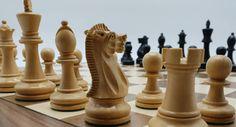 Trebrikker Franz Hals svart 96 mm - Sjakkbutikken Elegant, Lily, Classy, Chic