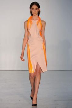 Dion Lee Spring 2013 Ready-to-Wear