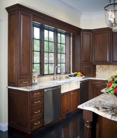 UltraCraft Cabinetry | Destiny: Andover | Kitchen Design | One Of  UltraCraftu0027s Most Popular Door Styles, Andover Looks Especially Refined  When It Iu2026