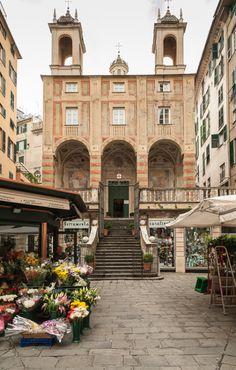 Genoa - Italy (by Jacqueline Poggi) | Amazing Places  #travelinspiration