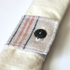 fabric napkin ring.