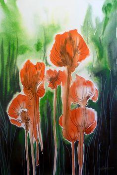 Rozprávač: Divé maky II. Diving, Paintings, Art, Art Background, Scuba Diving, Paint, Painting Art, Kunst, Performing Arts