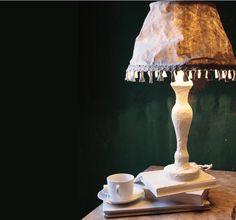La Rana che Salta Mon ami #lampada #riuso #light