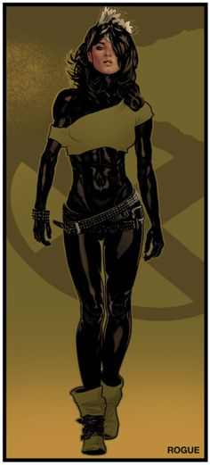 A costume most of us want for Rogue. - Page 3 - Marvel Heroes 2016 Marvel Comics, Bd Comics, Ms Marvel, Comics Girls, Marvel Heroes, Comic Book Characters, Comic Character, Comic Books Art, Female Characters