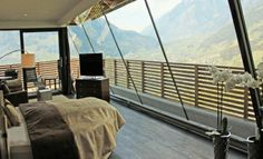 "Enjoy our wellness Suite ""Sternwarte"", with an area of 70 m² with terrace oriented south and a panoramic view"