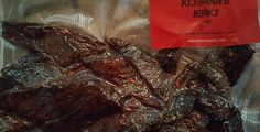 While you are wining and dining your sweetie this Valentines Day, don't forget the jerky! Kleman's Jerky is some of the finest crafted jerky out there. They have a fun variety of flavors, and the freshest beef sources. You do not want to miss this one! http://www.klemansjerky.com/