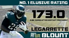 Philadelphia Eagles RB LeGarrette Blount 83f186de7