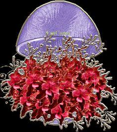 Gif animate mazzi di fiori - Immagini animate botanica, mazzi di fiori