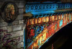 Victoria and Albert Bridge, Glasgow, Scotland