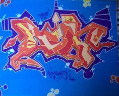 Graf' on Canvas