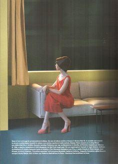 DOUUOD su Elle Decor Italia Servizio di Giovanni Gastel #fashion #photoshooting