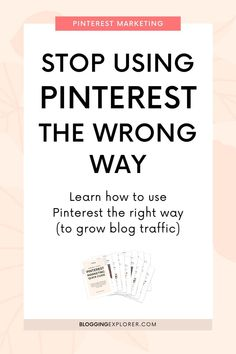 Are you interested in Pinterest marketing to grow your website and blog traffic this year? Before you start using Pinterest to promote your content, read this article to understand how Pinterest works and how you can use it to explore your traffic without wasting your valuable time on things that don't work. Is Pinterest social media then? Find out and learn a handful of Pinterest strategies and tips you can use today! #pinteresttips #pinterestmarketing #blogtraffic #blogging…
