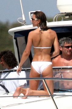 September 01 2006 of Prince William and Kate Middleton on holiday in Ibiza by the Waxbitch, via Flickr