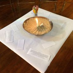 Interactive Prayer Stations on the Transfiguration