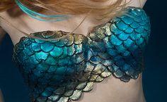 mermaid bikini top - Google zoeken