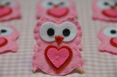 owl valentine!