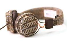 Urbanears Plattan Tweed Edition - Home + Gadgets - Thrillist