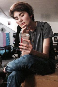 androgynous | Tumblr