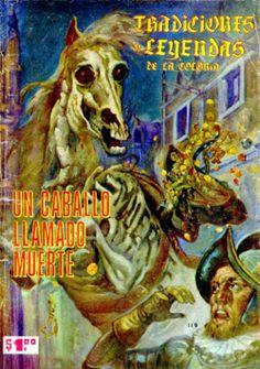 Comics Mexicanos de Jediskater: Tradiciones y Leyendas de La Colonia No. 119, Un C...