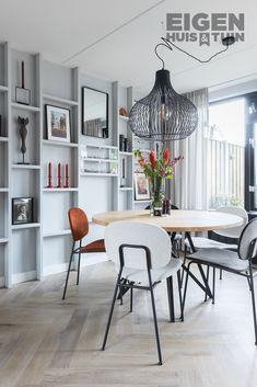Built In Furniture, Furniture Plans, Interior Styling, Interior Decorating, Living Room Shelves, Scandinavian Living, Living Styles, Home Living, Dream Decor