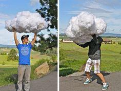 How to make a cloud / Como hacer una nube