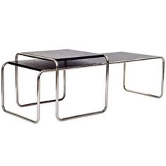 Blox Coffee Table 628-BLK by LexMod