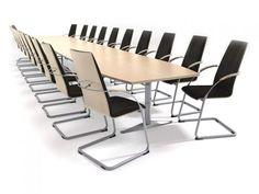 Bordskjermer - festes med skruer, orig - Scan Sørlie AS Conference Room, Table, Furniture, Home Decor, Decoration Home, Meeting Rooms, Tables, Home Furnishings, Interior Design
