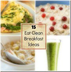 RunToTheFinish - Passionate Runner training for life: Eat Clean Breakfast Kick Off