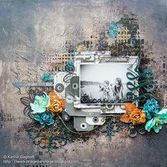 Image par image: Treasure (2Crafty Chipboard)