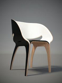 Siя chair concept |
