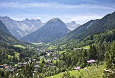 Brand - Vorarlberg - Austria ♥ ♥ ♥ My favorite place ! We Are Best Friends, Bergen, Pop Up, Austria, Places, Travel, Image, Switzerland, Memories