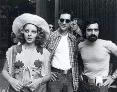 Foster, De Niro and Scorsese