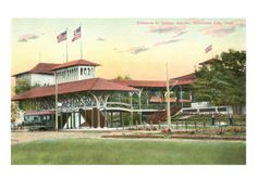 Delmar Garden, Oklahoma City, Oklahoma was started by my great grandfather, Peter Sinopoulo & his brother, John.
