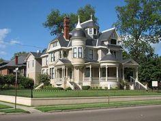 Victorian Home, Helena, Montana