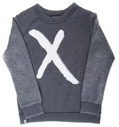mini & Maximus No Falling Down Sweatshirt | www.littlesahou.com