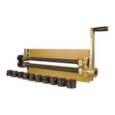 - Woodward-Fab Bead Roller Kit, Model WFBR6 *** Click image to review more details.
