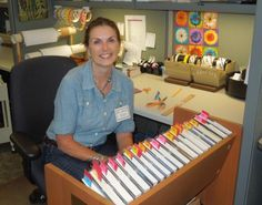 Debbie Scott- Technical Services Library Assistant