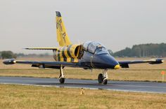Latvian Jet Aerobatic Team: Baltic Bees