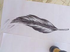 Esquisse plume Mily