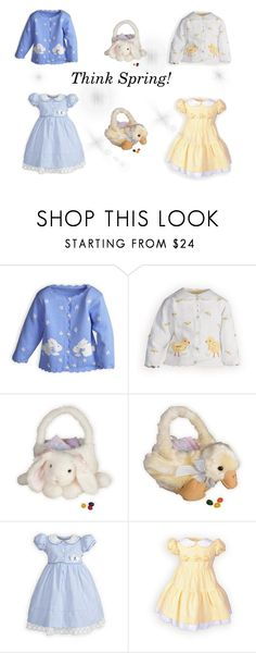 """Think Spring"" by woodensoldier on Polyvore"