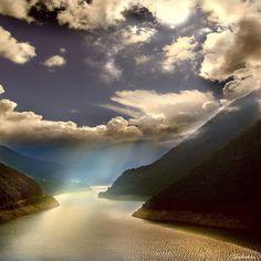 Montenegro: Canyon Piva