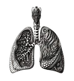 """Illusion: Illustrator Alex Konahin is highly known for his intricate ink drawings, and these images are part of a new series entitled """"Anatomy (Part 1).""""     http://illusion.scene360.com/art/35272/a-regal-breathe/"""