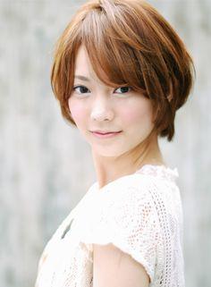 リラックスショート 【La familia】 http://beautynavi.woman.excite.co.jp/salon/26116?pint ≪ #shorthair #shortstyle #hairstyle  #shorthairstyle・ショート・ヘアスタイル・髪形・髪型≫