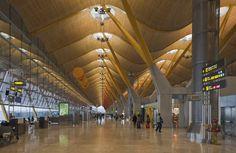 Terminal 4 del aeropuerto de Madrid-Barajas, España, 2013-01-09, DD 05 - España - Wikipedia, la enciclopedia libre