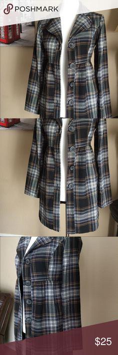 "Susina Dress Jacket In Good Condition. Bust 17"". Length 31"".     C17 Susina Jackets & Coats"